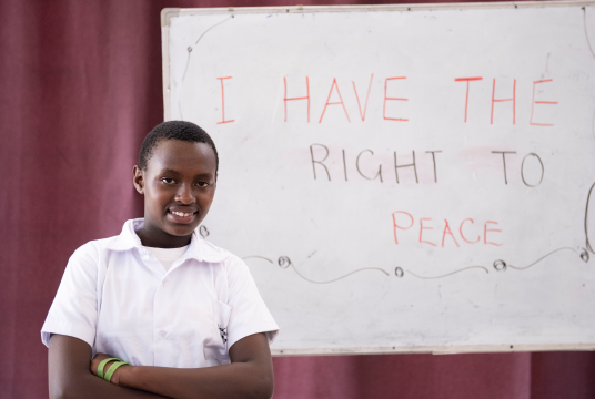 Education for Peace by A Partner in Education cover photo