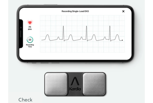 Purchase portable devices for ECG recording Paediatric cardiology services by Heart Heroes cover photo