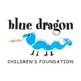BLUE DRAGON CHILDRENS FOUNDATION UK logo