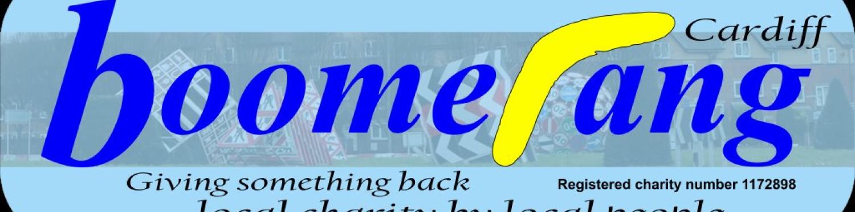 Boomerang Cardiff logo