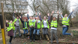 Wild Work Day with The Wildlife Trust Open Event