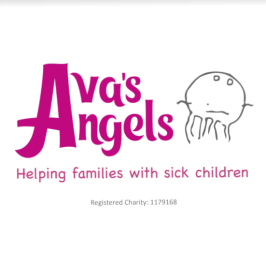 Ava's Angels logo