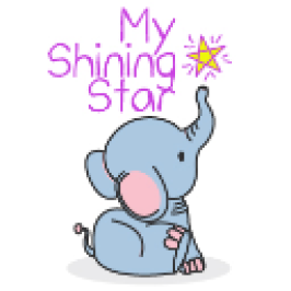 My Shining Star logo