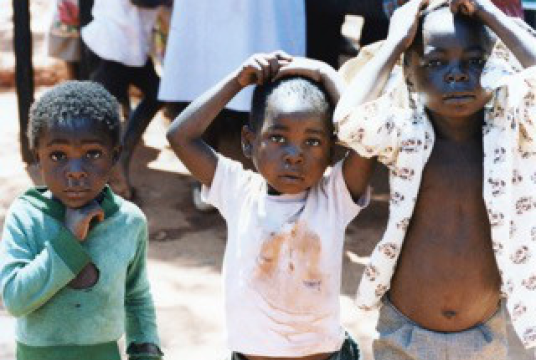 Child Sponsorship by Help International cover photo