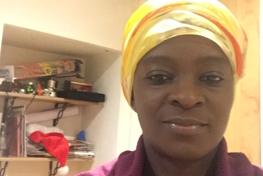 Sponsor Aisha Shuamazzi for The Big Cambridge-Calais Sleepout 2020 by CamCRAG cover photo