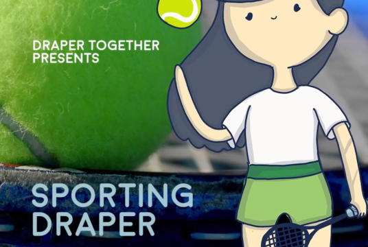 Sporting Draper: Together Through Sport and Fitness by Draper Together cover photo