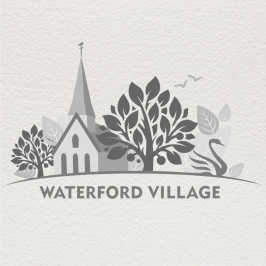 WATERFORD VILLAGE HALL logo