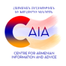 Centre for Armenian Information & Advice logo
