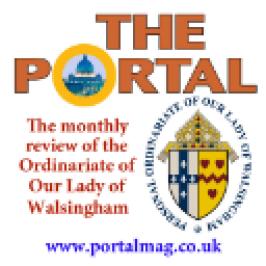 The Portal magazine logo