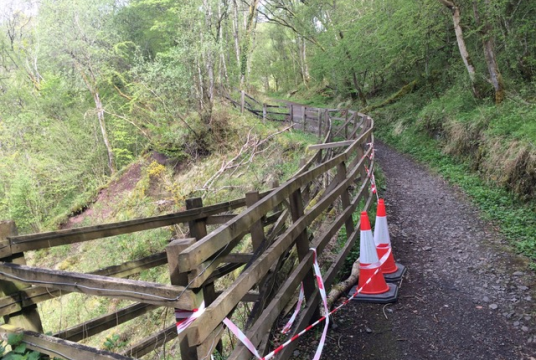 Old Glen Road Path Appeal by Dunblane Development Trust cover photo
