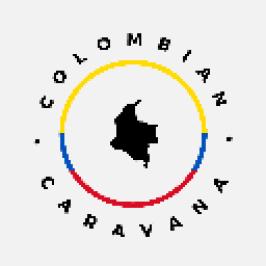 Colombian Caravana logo