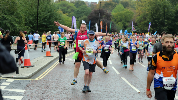 Volunteer Marshals sought to support LEAP Runners