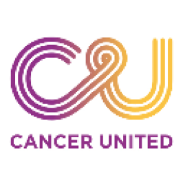 CANCER UNITED logo