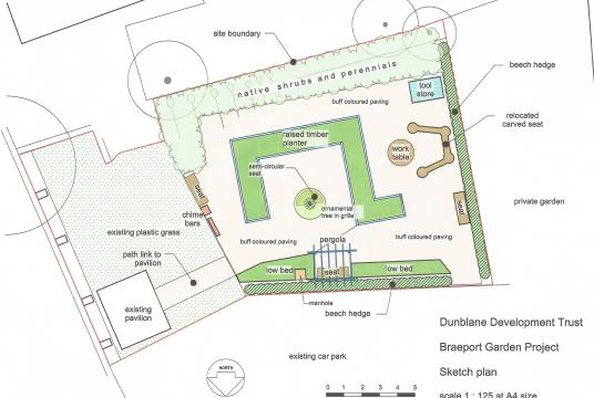 Dementia Friendly Braeport Garden Appeal by Dunblane Development Trust cover photo