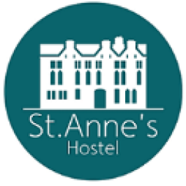 St Anne's Hostel logo