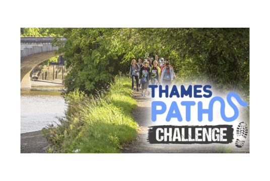 Alister's Thames Path Challenge 2019 - Sept 7th by Frazzled Cafe cover photo