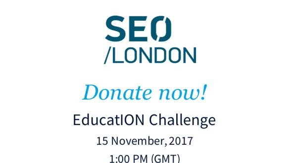 Team SEO London - ION EducatION Challenge!