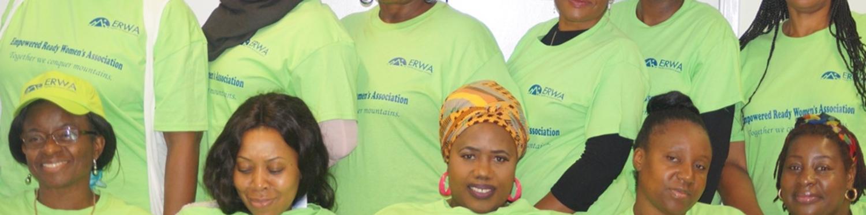 Empowered Ready Women Association logo