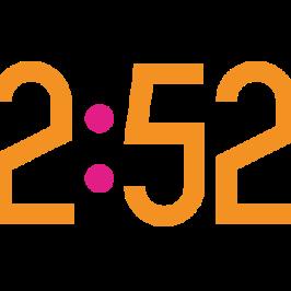 2:52 Challenge logo