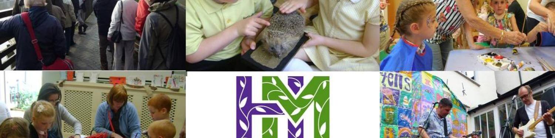 Hertford Museum logo