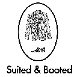Suited & Booted logo