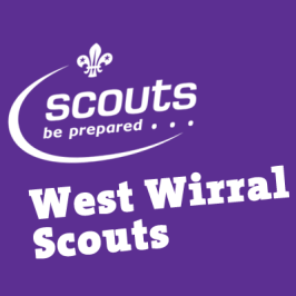 West Wirral District Scout Council logo