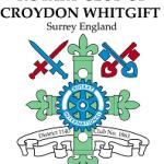 The Rotary Club of Croydon Whitgift Trust Fund logo
