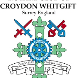 The Rotary Club of Croydon Whitgift Trust Fund logo