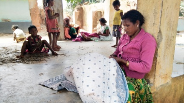 Help prevent the spread of COVID-19 in villages in India