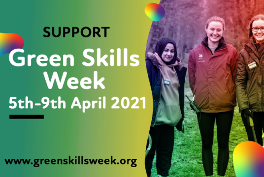 Green Skills Campaign  by Speakers for Schools cover photo