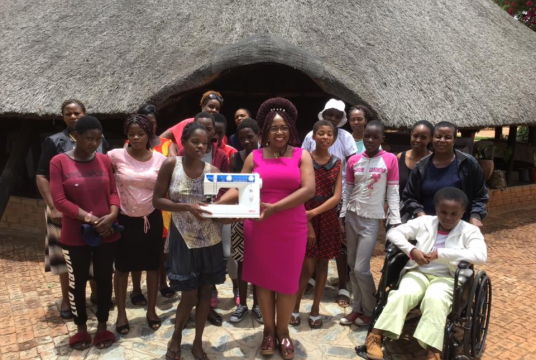 Zimbabwe Women's Centre by AOS UK cover photo