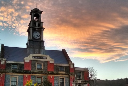 Maesteg Town Hall Redevelopment by Awen Cultural Trust cover photo