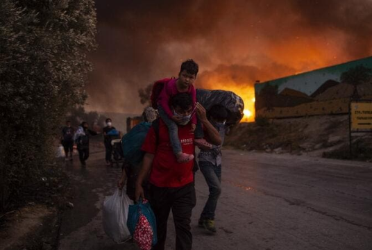 Emergency Humanitarian Response Fund for the Moria Camp by CamCRAG cover photo