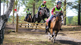 Frensham Sponsored Horse Ride