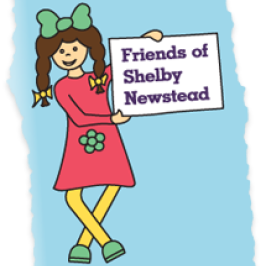 Friends of Shelby Newstead logo
