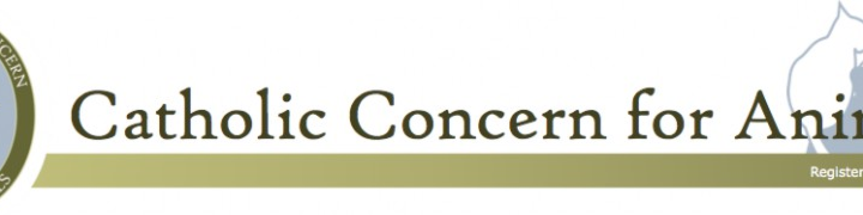 Catholic Concern for Animals logo