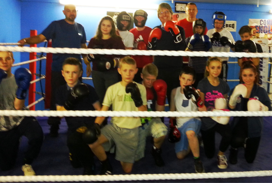 New Addington Boxing Club 2019 by The Rotary Club of Croydon Whitgift Trust Fund cover photo