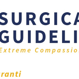 Surgical Guidelines UK logo