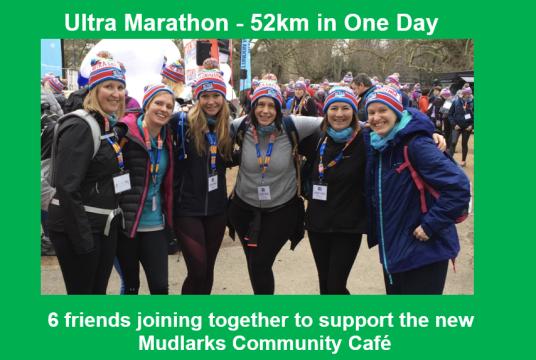 Ultra Marathon  by The Mudlarks Community cover photo