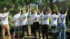 Celebrate Give and Gain Day with the Bromley by Bow Centre