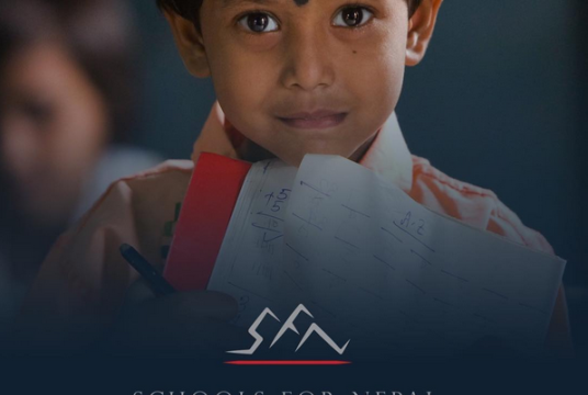 Schools For Nepal by Schools For Nepal cover photo