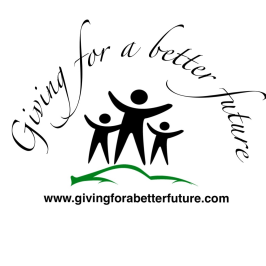 Giving for a better future logo