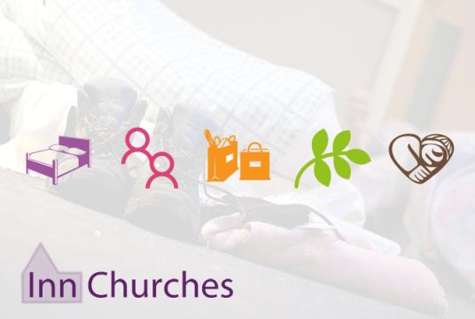 All charitable work by Inn Churches cover photo