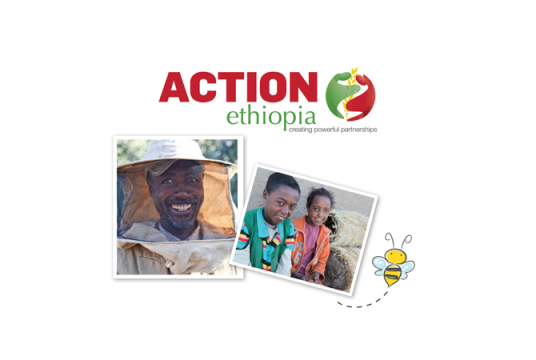 Honeyed welcome to a new home by Action Ethiopia cover photo