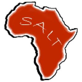 SALT uk (Serving Africa-Led Transformation) logo