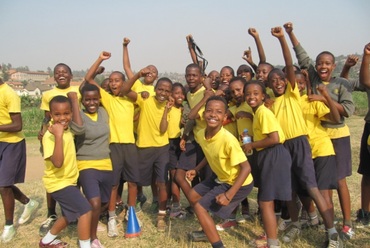 Umubano Primary School by A Partner in Education cover photo