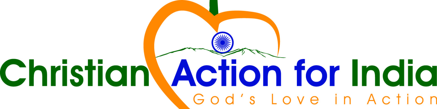 Christian Action for India logo
