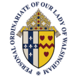 Ordinariate of Our Lady of Walsingham logo