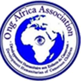ONG AFRICA ASSOCIATION logo