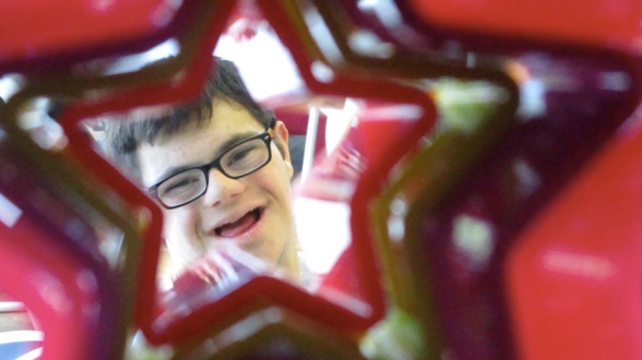 Work placements for young disabled people